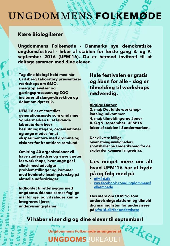 UFM16 FaDB